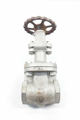 Aloyco 150 Stainless 1-1/4in Wedge Gate Valve