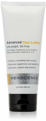 MenScience Androceuticals Advanced Face Lotion (3.4 oz.)