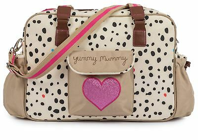 Pink Lining YUMMY MUMMY DALMATIAN FEVER Storage Travel New Baby