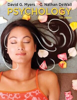 PDF Psychology 12th Edition Myers and DeWall