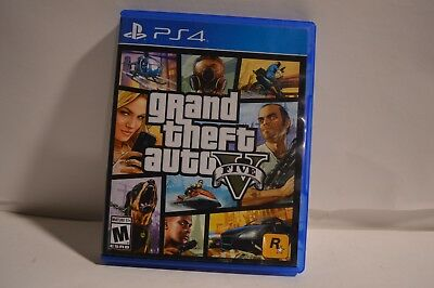 Grand Theft Auto V GTA XBOX ONE and  PS4