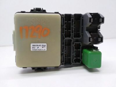 1998 1999 honda accord network passenger multiplex fusebox relay dx lx ecm  oem