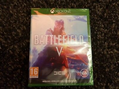 Battlefield V (Xbox One) Brand New Sealed