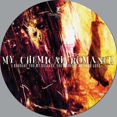 My Chemical Romance I Brought You My Bullets Pic Disc Vinyl LP New 2017