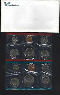 US 1978 Mint Uncirculated P and D Coin Set - Sealed in Original Packaging