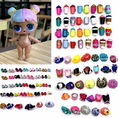 LOL Surprise Doll GLAM GLITTER Series 1 Sugar # 2,Rare Sold out Soon 98% New