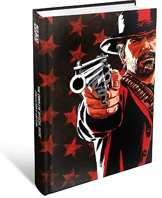 Red Dead Redemption 2 The Complete Official Guide Collector's Edition READ INFO