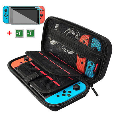 Portable Hard Shell Carrying Bag Case EVA for Nitendo Switch Console Accessories
