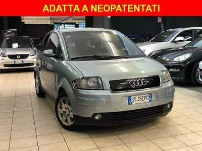AUDI A2 1.4 TDI Comfort BY482PC