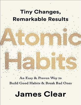 Atomic Habits: An Easy & Proven Way...2018 by James Clear (E-B00K||E-MAILED) #22