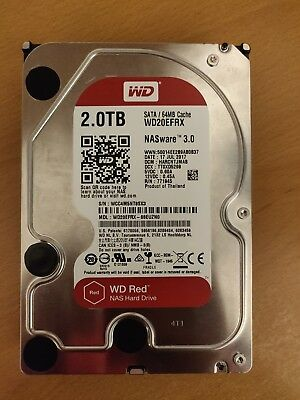 WD 2tb red hdd new!