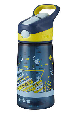 Contigo kids water bottle AUTOSPOUT Straw Striker Kids Water bottle 14 oz