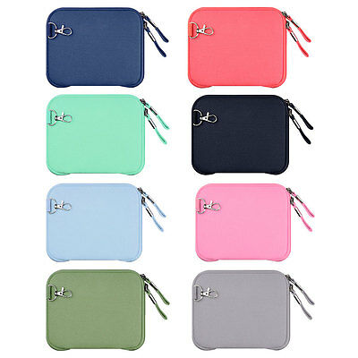 Charger Sleeve Mouse Power Adapter Case Soft Bag Storage For Mac MacBook Air Pro