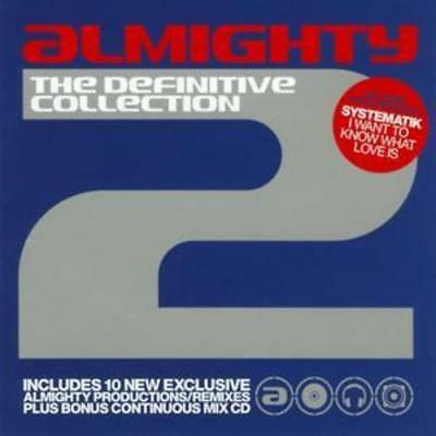 Various Artists : Almighty - The Definitive Collection 2 CD (2004)