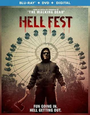Hell Fest Used - Very Good Blu-Ray/dvd