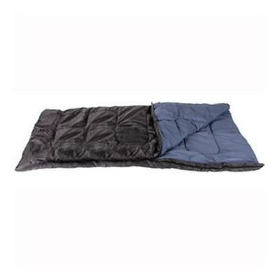 Chinook College Rectangular 32F Sleeping Bag Assorted Colors 15237 Camping