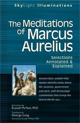 The Meditations of Marcus Aurelius: Selections Annotated & Explained (Paperback