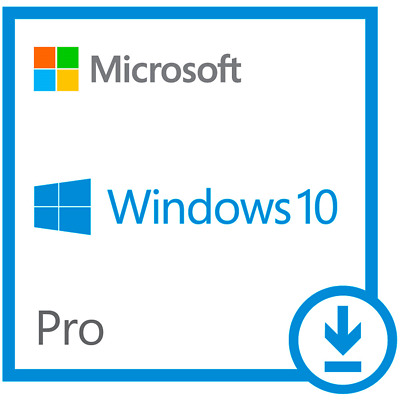 Windows 10 Professional 32/64Bit Retail Activation Key