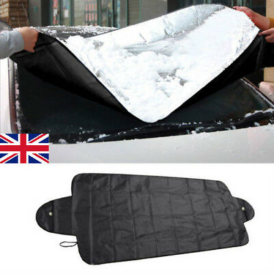 Car Windscreen Windshield Frost Cover Ice Snow Shield Window Mirror Protector x1