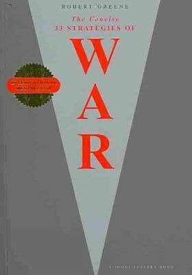 Concise 33 Strategies of War, Paperback by Greene, Robert, ISBN 1861979983, I...