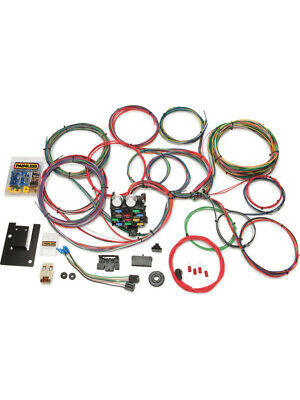 Outstanding About Painless 20110 19661967 Chevy Ii Nova 21 Circuit Wiring Wiring Digital Resources Timewpwclawcorpcom