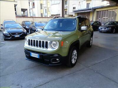 Jeep renegade 2.0 mjet limited 4wd c.a euro 6