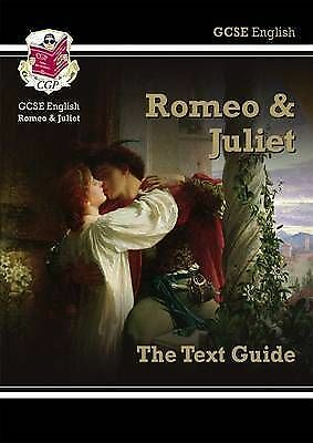 GCSE English Shakespeare Text Guide - Romeo & Juliet by CGP Books (Paperback, 20