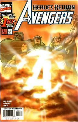 Avengers (Vol. 3) #1C VF/NM; Marvel | save on shipping - details inside