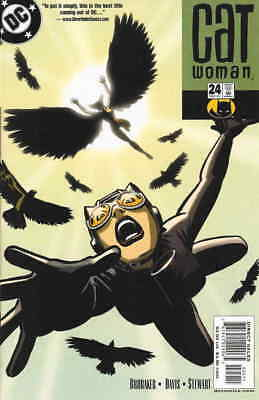 Catwoman (3rd series) #24 VF; DC | save on shipping - details inside