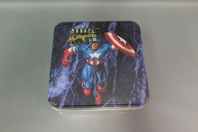 Skybox Marvel Masterpieces Series I Limited #28359/35000 Trading Card Tin NIB