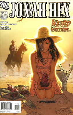 Jonah Hex (2nd Series) #70 VF/NM; DC | save on shipping - details inside