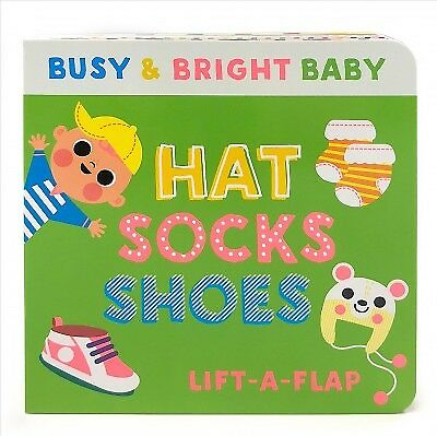 Hat, Socks, Shoes, Hardcover by Cottage Door Press (COR), Like New Used, Free...