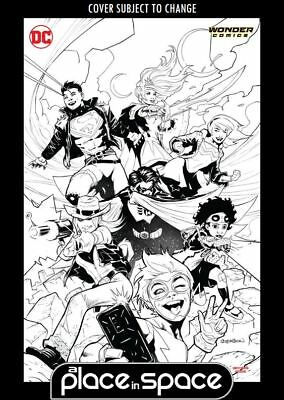 Young Justice, Vol. 3 #1B - B&w Variant (Wk02)