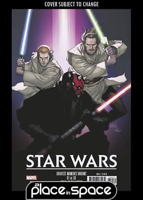 Star Wars, Vol. 2 (Marvel) #59C - Greatest Moments Variant (Wk02)