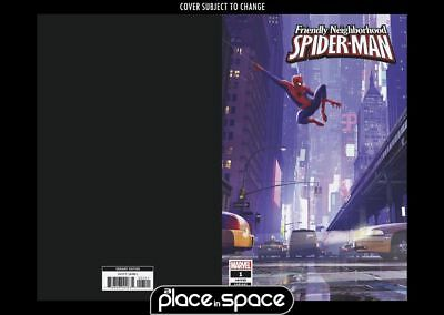 Friendly Neighborhood Spider-Man, Vol. 2 #1E (1:10) Animation Variant (Wk02)