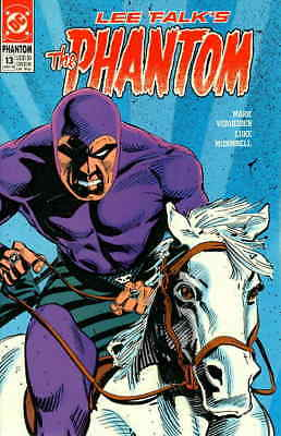 Phantom, The (3rd Series) #13 VF/NM; DC   save on shipping - details inside