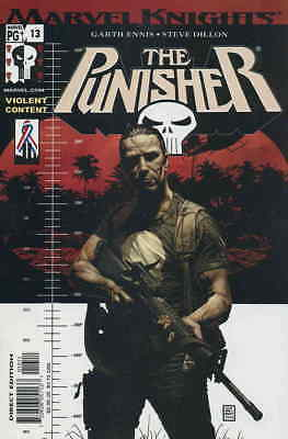 Punisher, The (6th Series) #13 VF/NM; Marvel   save on shipping - details inside
