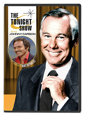 Burt Reynolds & Johnny Carson on The Tonight Show - Featured Guest Series DVD