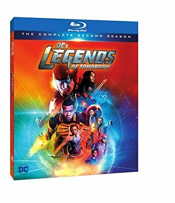 DC's Legends Of Tomorrow: Complete Second Season Blu-ray