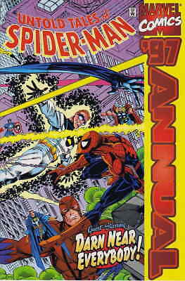 Untold Tales of Spider-Man Annual #1997 VF/NM; Marvel | save on shipping - detai