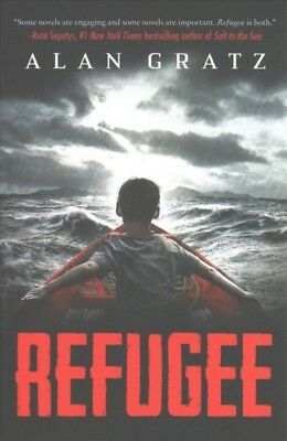Refugee, Paperback by Gratz, Alan, ISBN-13 9781407184326 Free shipping in the US