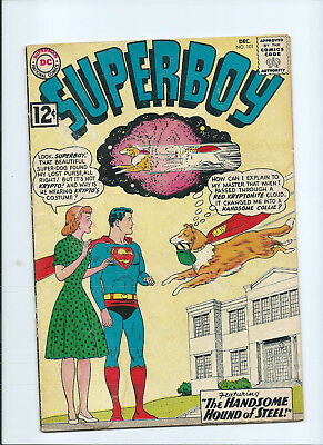 SUPERBOY 101 nice copy,  see pics