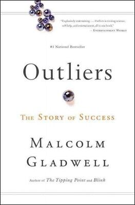 Outliers : The Story of Success, Paperback by Gladwell, Malcolm, ISBN 0316017...