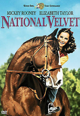 National Velvet (DVD, 2000)-Elizabeth Taylor, Mickey Rooney