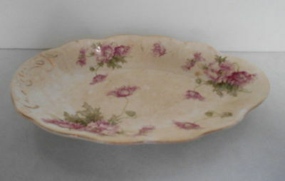 Maddock's Lamberton Works Royal Porcelain Antique Dresser Dish