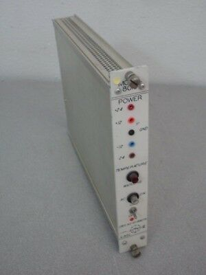 LASL Model 8010 Power Supply NIM Module