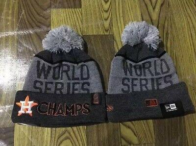 cee393a99f7 HOUSTON ASTROS WORLD Series Champs Beanie -  13.00
