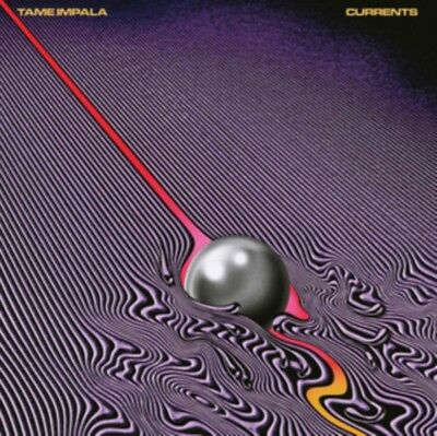TAME IMPALA Currents CD NEW 2015