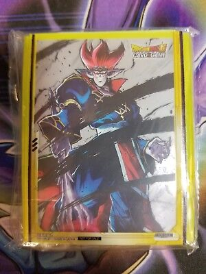 Dragonball Super Colossal Warfare Demigra Deck Protector Card Game Sleeves 50ct