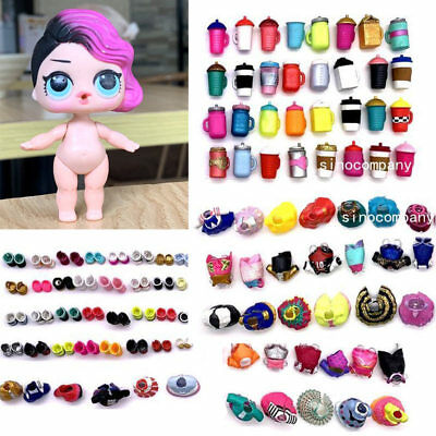 Rare LOL SURPRISE Dolls Rocker Series 1 Collection Toy With Random Accessories
